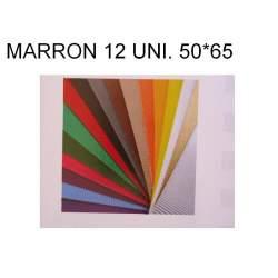 CARTON ONDULADO MARRON 50*65 PTE 5H