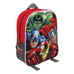 Avengers Mochila Infantil Eva 3D 30 cm