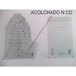 SOBRE BOLSA ACOLCHADA AK-CD 180*140 PTE/10U
